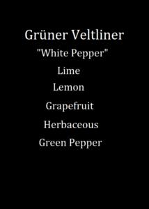 Grüner Veltliner Flavours