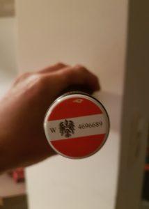 Grüner Veltliner Austria Cap